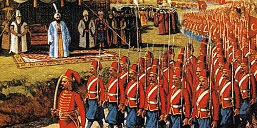 Osmanlı Ordusundaki Elit Askerler: Yeniçeriler